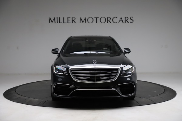 Used 2019 Mercedes-Benz S-Class AMG S 63 for sale $122,900 at Alfa Romeo of Westport in Westport CT 06880 21