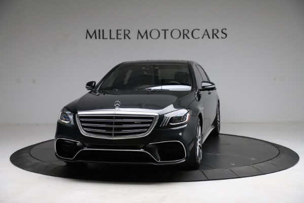Used 2019 Mercedes-Benz S-Class AMG S 63 for sale $122,900 at Alfa Romeo of Westport in Westport CT 06880 22