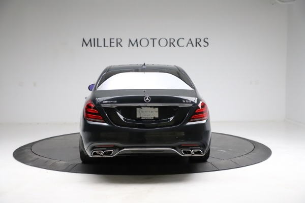 Used 2019 Mercedes-Benz S-Class AMG S 63 for sale $122,900 at Alfa Romeo of Westport in Westport CT 06880 9