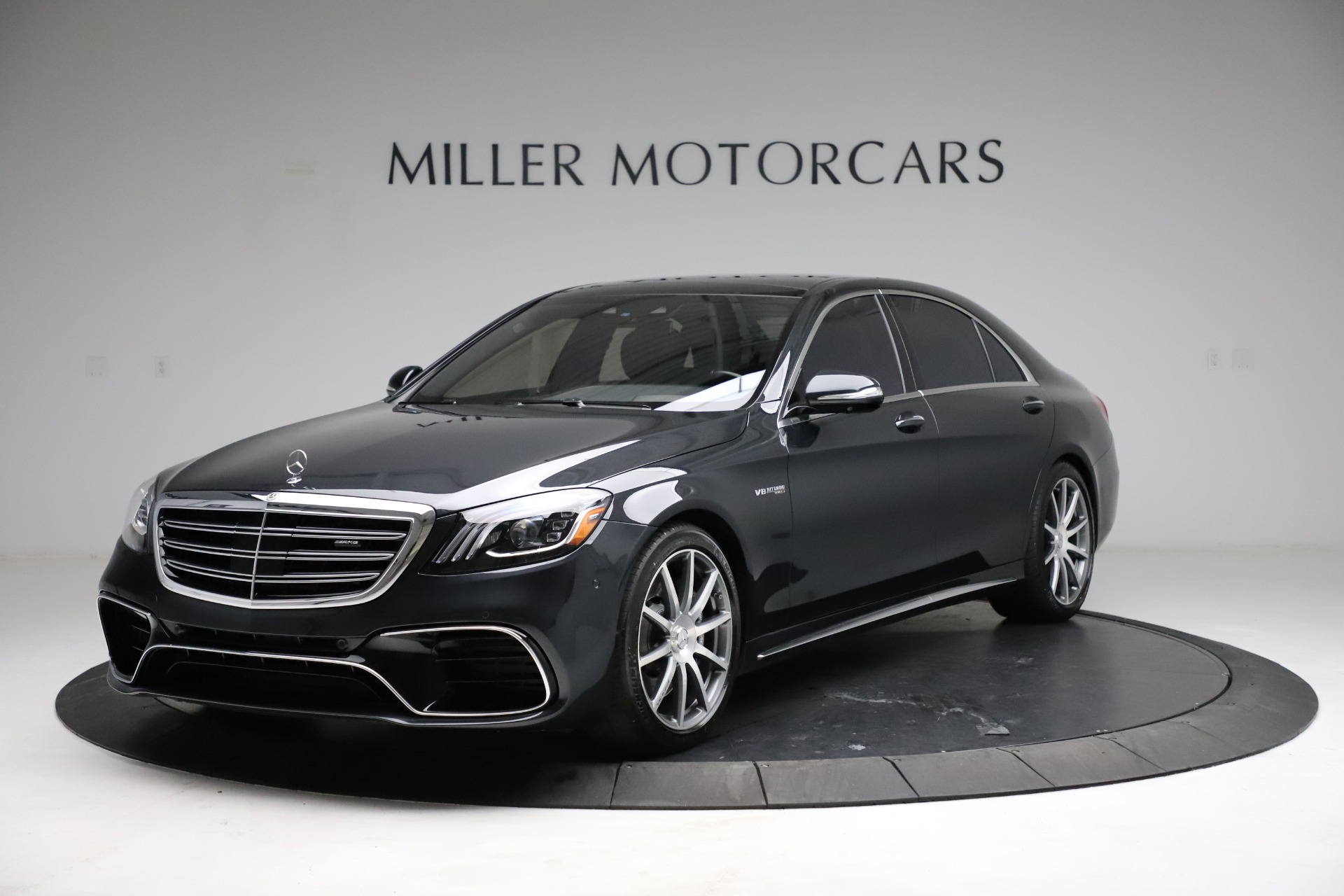 Used 2019 Mercedes-Benz S-Class AMG S 63 for sale $122,900 at Alfa Romeo of Westport in Westport CT 06880 1