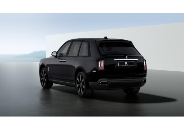 New 2021 Rolls-Royce Cullinan for sale Call for price at Alfa Romeo of Westport in Westport CT 06880 3