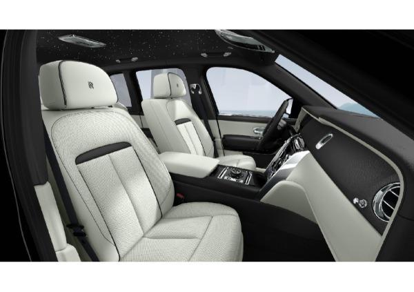 New 2021 Rolls-Royce Cullinan for sale Call for price at Alfa Romeo of Westport in Westport CT 06880 5