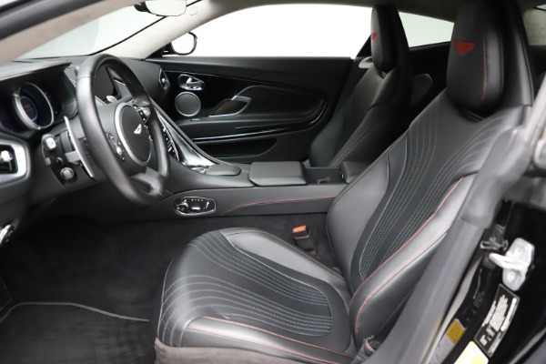 Used 2018 Aston Martin DB11 V12 for sale $159,990 at Alfa Romeo of Westport in Westport CT 06880 12