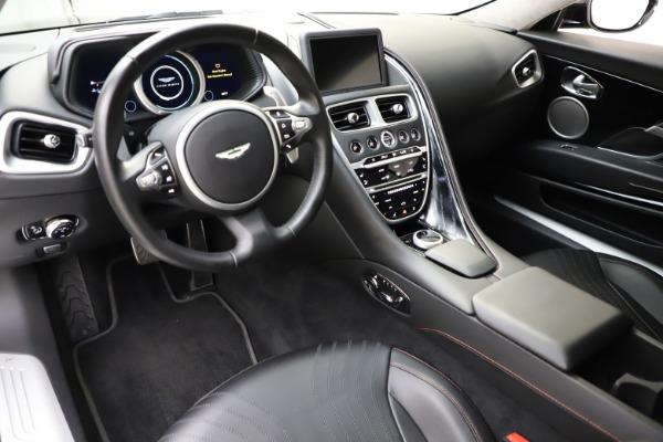 Used 2018 Aston Martin DB11 V12 for sale $159,990 at Alfa Romeo of Westport in Westport CT 06880 13