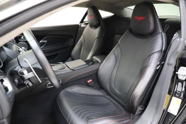 Used 2018 Aston Martin DB11 V12 for sale $159,990 at Alfa Romeo of Westport in Westport CT 06880 14