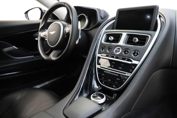Used 2018 Aston Martin DB11 V12 for sale $159,990 at Alfa Romeo of Westport in Westport CT 06880 17
