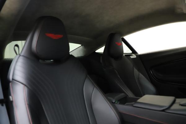 Used 2018 Aston Martin DB11 V12 for sale $159,990 at Alfa Romeo of Westport in Westport CT 06880 18