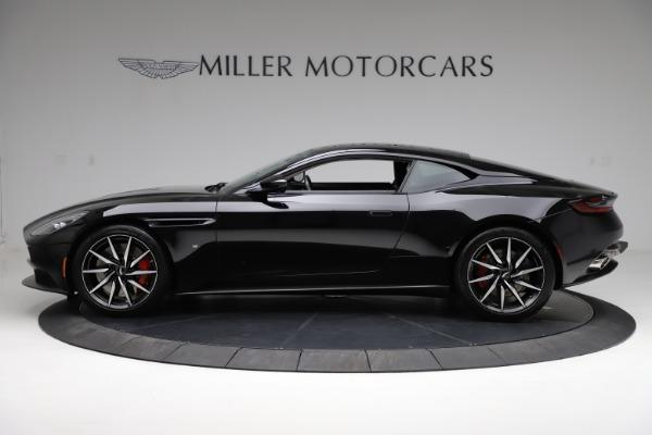 Used 2018 Aston Martin DB11 V12 for sale $159,990 at Alfa Romeo of Westport in Westport CT 06880 2