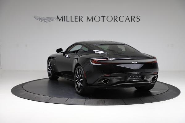 Used 2018 Aston Martin DB11 V12 for sale $159,990 at Alfa Romeo of Westport in Westport CT 06880 4