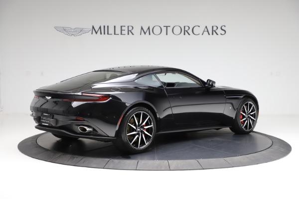Used 2018 Aston Martin DB11 V12 for sale $159,990 at Alfa Romeo of Westport in Westport CT 06880 7