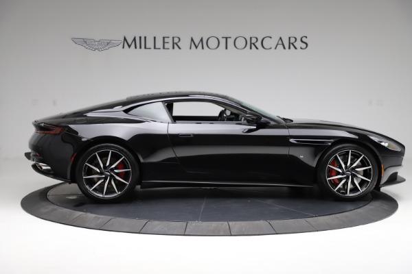 Used 2018 Aston Martin DB11 V12 for sale $159,990 at Alfa Romeo of Westport in Westport CT 06880 8