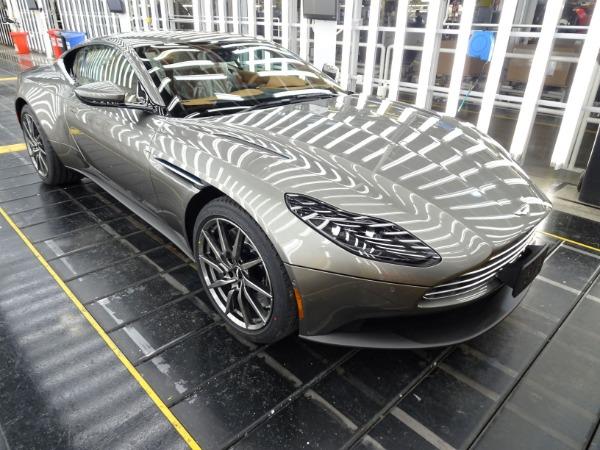 New 2021 Aston Martin DB11 V8 for sale $240,886 at Alfa Romeo of Westport in Westport CT 06880 2