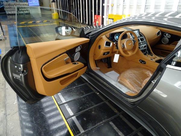 New 2021 Aston Martin DB11 V8 for sale $240,886 at Alfa Romeo of Westport in Westport CT 06880 4