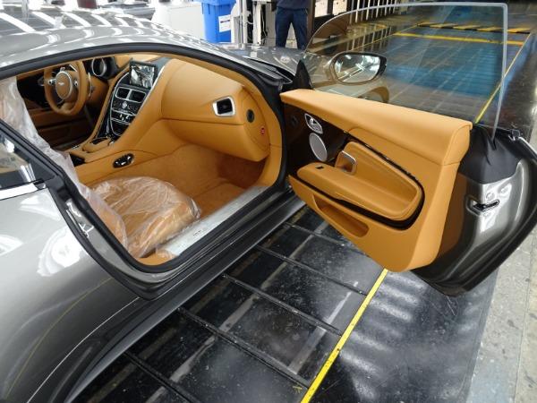 New 2021 Aston Martin DB11 V8 for sale $240,886 at Alfa Romeo of Westport in Westport CT 06880 5