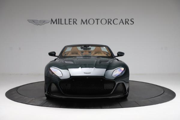 New 2021 Aston Martin DBS Superleggera Volante for sale $392,916 at Alfa Romeo of Westport in Westport CT 06880 11