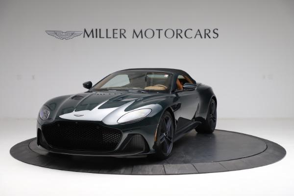 New 2021 Aston Martin DBS Superleggera Volante for sale $392,916 at Alfa Romeo of Westport in Westport CT 06880 12
