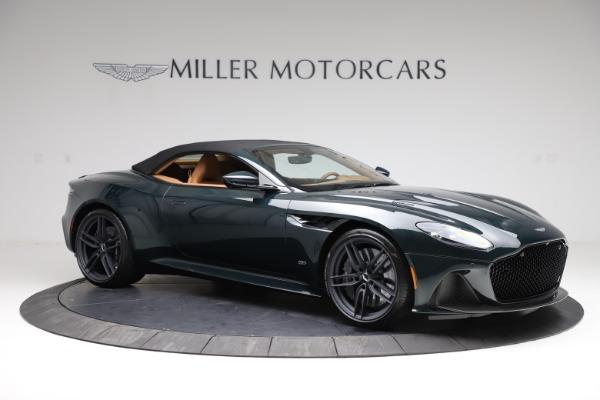 New 2021 Aston Martin DBS Superleggera Volante for sale $392,916 at Alfa Romeo of Westport in Westport CT 06880 16