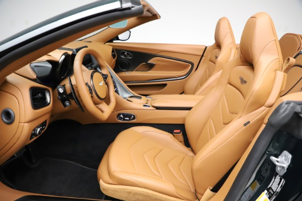 New 2021 Aston Martin DBS Superleggera Volante for sale $392,916 at Alfa Romeo of Westport in Westport CT 06880 18