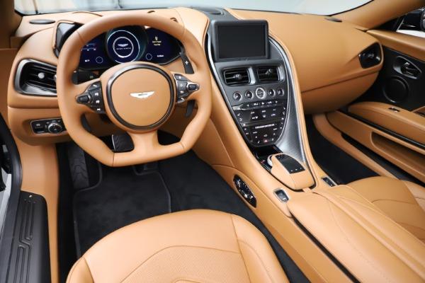 New 2021 Aston Martin DBS Superleggera Volante for sale $392,916 at Alfa Romeo of Westport in Westport CT 06880 19