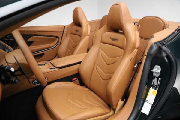 New 2021 Aston Martin DBS Superleggera Volante for sale $392,916 at Alfa Romeo of Westport in Westport CT 06880 20