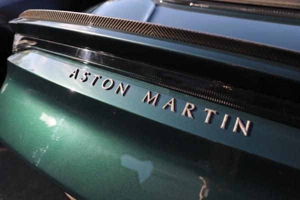 New 2021 Aston Martin DBS Superleggera Volante for sale $392,916 at Alfa Romeo of Westport in Westport CT 06880 28