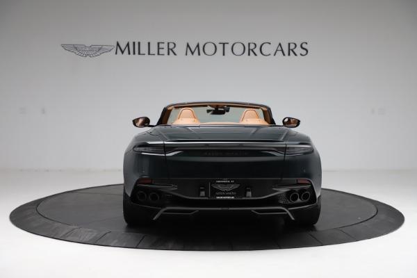 New 2021 Aston Martin DBS Superleggera Volante for sale $392,916 at Alfa Romeo of Westport in Westport CT 06880 5