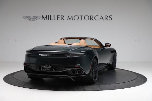 New 2021 Aston Martin DBS Superleggera Volante for sale $392,916 at Alfa Romeo of Westport in Westport CT 06880 6