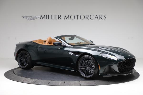 New 2021 Aston Martin DBS Superleggera Volante for sale $392,916 at Alfa Romeo of Westport in Westport CT 06880 9
