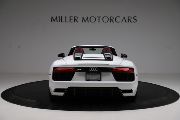 Used 2018 Audi R8 Spyder for sale $154,900 at Alfa Romeo of Westport in Westport CT 06880 6