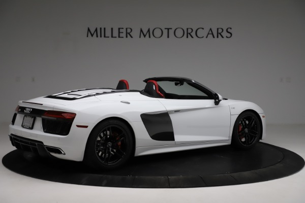 Used 2018 Audi R8 Spyder for sale $154,900 at Alfa Romeo of Westport in Westport CT 06880 8