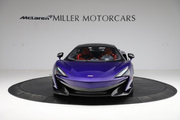 Used 2019 McLaren 600LT for sale $234,900 at Alfa Romeo of Westport in Westport CT 06880 11