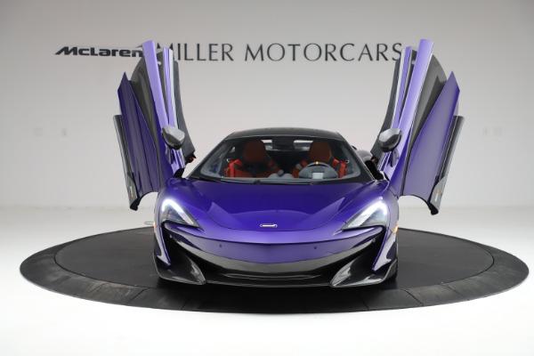 Used 2019 McLaren 600LT for sale $234,900 at Alfa Romeo of Westport in Westport CT 06880 12