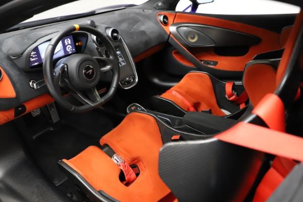 Used 2019 McLaren 600LT for sale $234,900 at Alfa Romeo of Westport in Westport CT 06880 15