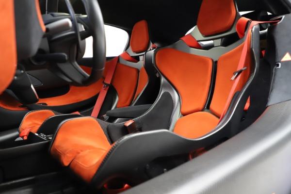 Used 2019 McLaren 600LT for sale $234,900 at Alfa Romeo of Westport in Westport CT 06880 17