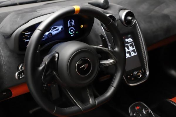 Used 2019 McLaren 600LT for sale $234,900 at Alfa Romeo of Westport in Westport CT 06880 18