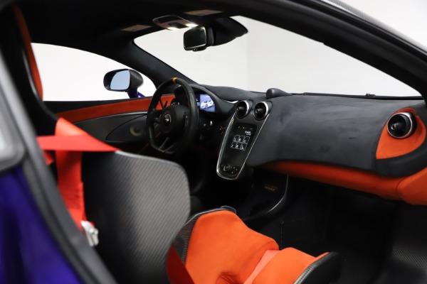 Used 2019 McLaren 600LT for sale $234,900 at Alfa Romeo of Westport in Westport CT 06880 19