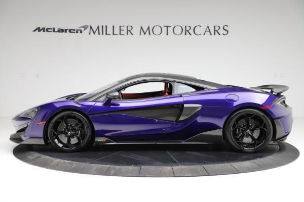 Used 2019 McLaren 600LT for sale $234,900 at Alfa Romeo of Westport in Westport CT 06880 2