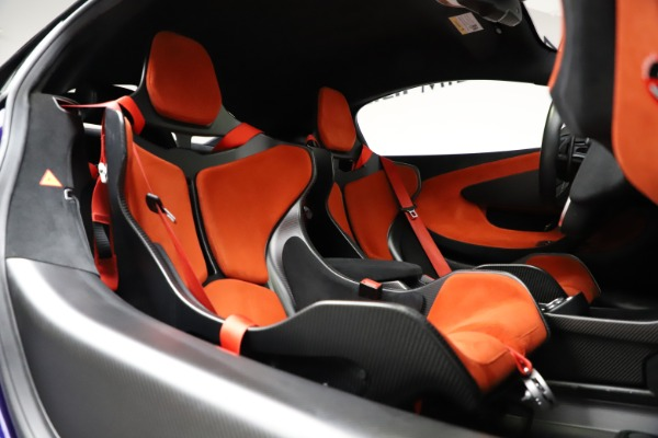 Used 2019 McLaren 600LT for sale $234,900 at Alfa Romeo of Westport in Westport CT 06880 21