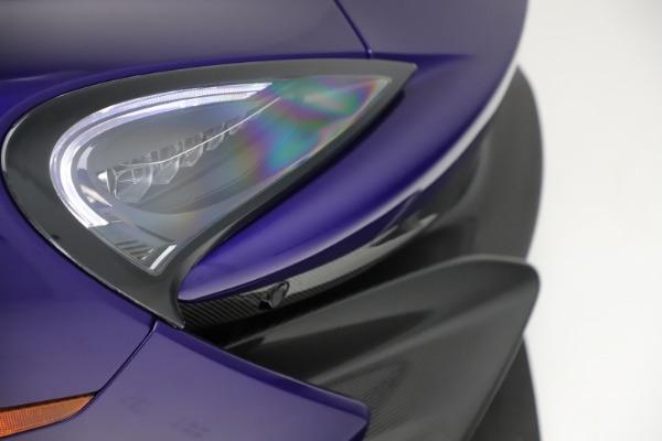 Used 2019 McLaren 600LT for sale $234,900 at Alfa Romeo of Westport in Westport CT 06880 22