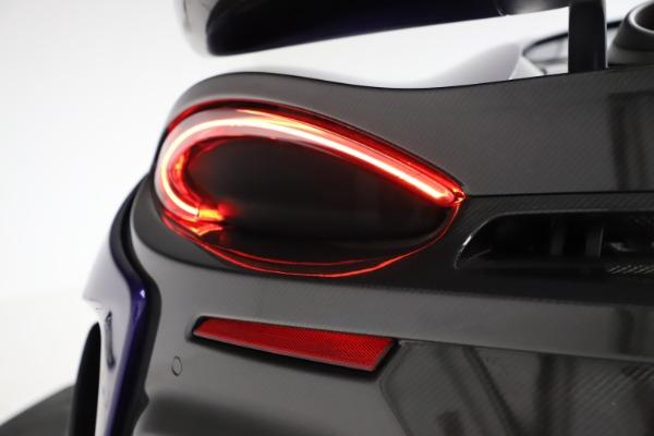Used 2019 McLaren 600LT for sale $234,900 at Alfa Romeo of Westport in Westport CT 06880 25