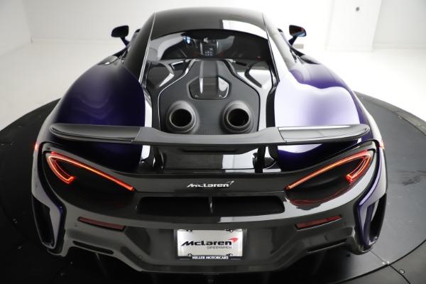 Used 2019 McLaren 600LT for sale $234,900 at Alfa Romeo of Westport in Westport CT 06880 26