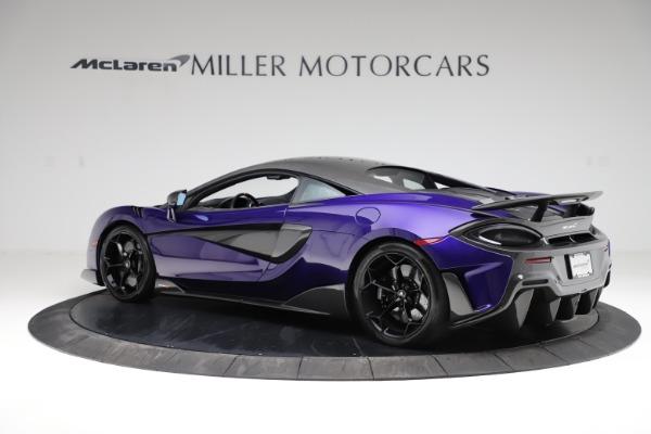 Used 2019 McLaren 600LT for sale $234,900 at Alfa Romeo of Westport in Westport CT 06880 3
