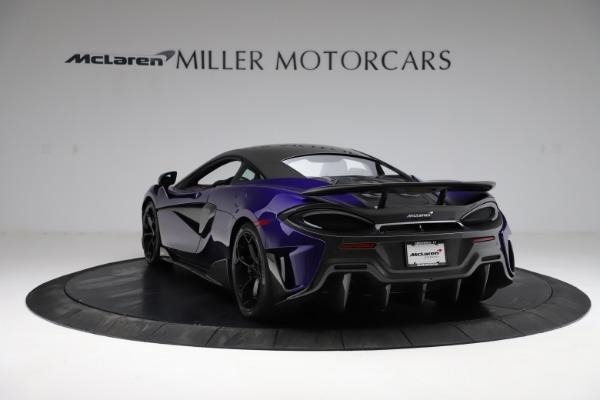 Used 2019 McLaren 600LT for sale $234,900 at Alfa Romeo of Westport in Westport CT 06880 4