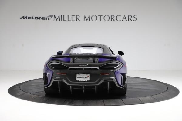 Used 2019 McLaren 600LT for sale $234,900 at Alfa Romeo of Westport in Westport CT 06880 5