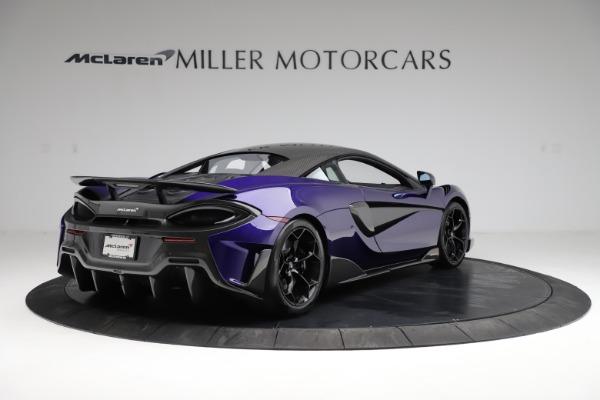 Used 2019 McLaren 600LT for sale $234,900 at Alfa Romeo of Westport in Westport CT 06880 6