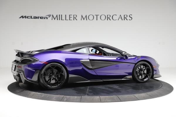 Used 2019 McLaren 600LT for sale $234,900 at Alfa Romeo of Westport in Westport CT 06880 7
