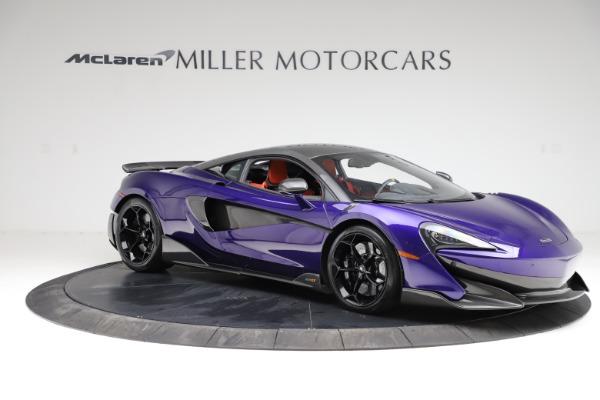 Used 2019 McLaren 600LT for sale $234,900 at Alfa Romeo of Westport in Westport CT 06880 9