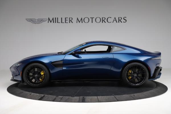 New 2021 Aston Martin Vantage Coupe for sale $179,386 at Alfa Romeo of Westport in Westport CT 06880 2