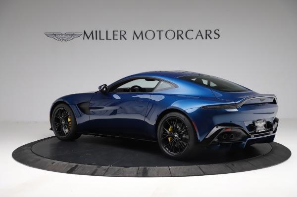 New 2021 Aston Martin Vantage Coupe for sale $179,386 at Alfa Romeo of Westport in Westport CT 06880 3