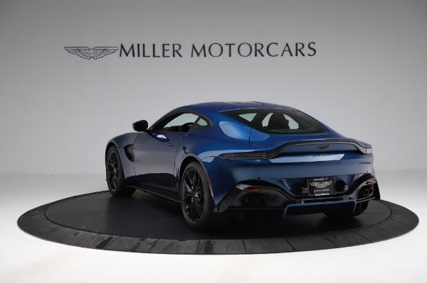 New 2021 Aston Martin Vantage Coupe for sale $179,386 at Alfa Romeo of Westport in Westport CT 06880 4